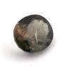 Корнерупин формы овал, вес 1.56 карат, размер 8.3х6.8мм (korn0038)