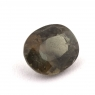 Корнерупин формы овал, вес 1.32 карат, размер 7.4х6.3мм (korn0039)