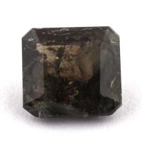 Корнерупин формы октагон, вес 2.28 карат, размер 8.3х7.7мм (korn0040)