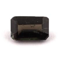 Корнерупин формы октагон, вес 1.1 карат, размер 8х5.1мм (korn0041)