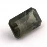 Корнерупин формы октагон, вес 1.82 карат, размер 8.8х5.3мм (korn0043)