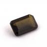 Корнерупин формы октагон, вес 0.57 карат, размер 6.8х4.3мм (korn0045)