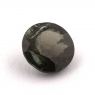 Корнерупин формы круг, вес 1.1 карат, размер 6.8х6.8мм (korn0048)