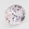 Бледно-розовый кунцит овал вес 9.08 карат, размер 13.3х11.5мм (kunzite0015)