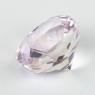 Бледно-розовый кунцит отличной российской огранки антик, вес 8.75 карат, размер 11.5х11.5мм (kunzite0083)