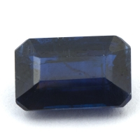 Кианит октагон вес 3.96 карат, размер 11.15х7.3мм (kyanite0012)