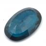 Кианит овал вес 8.99 карат, размер 18х12мм (kyanite0022)