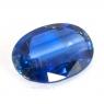 Кианит формы овал, вес 2.01 карат, размер 10х7мм (kyanite0038)