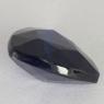 Кианит формы триллион, вес 4.67 карат, размер 11.2х11.1мм (kyanite0044)
