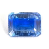 Кианит формы октагон, вес 1.83 карат, размер 8.1х6.05мм (kyanite0047)
