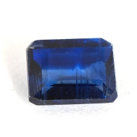 Кианит формы октагон, вес 1.99 карат, размер 7.85х6мм (kyanite0048)