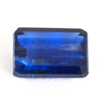 Кианит формы октагон, вес 2.74 карат, размер 8.9х7мм (kyanite0051)