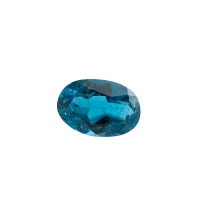 Топаз голубой london овал размер 6х4мм (london0031)