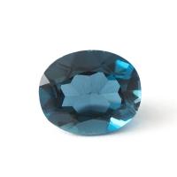 Топаз голубой london овал размер 11х9мм (london0065)