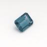 Топаз голубой «лондонского»  оттенка октагон средний вес 1.99 карат, размер 8х6мм (london0077)