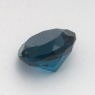 Топаз голубой «лондонского»  оттенка круг средний вес 4.5 карат, размер 10х10мм (london0087)