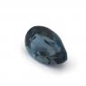 Топаз голубой «лондонского» оттенка груша, размер 12х8мм (london0095)