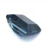 Топаз голубой «лондонского» оттенка квадрат вес 11.29 карат, размер 12.1х12.1мм (london0100)