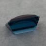 Голубой топаз london blue отличной российской огранки формы октагон, вес 17.96 карат, размер 17.1х12мм (london0121)