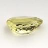 Лимонный кварц груша средний вес 5.83 карат, размер 15х10мм (lquartz0024)