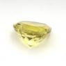 Лимонный кварц сердце средний вес 10.05 карат, размер 15х15мм (lquartz0026)
