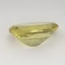 Лимонный кварц овал средний вес 11.16 карат, размер 18х13мм (lquartz0028)