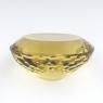 Лимонный кварц овал, вес 46.68 карат, размер 26.3х22.3мм (lquartz0044)