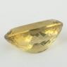 Лимонный кварц овал, вес 34.83 карат, размер 25.6х19.4мм (lquartz0045)