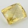 Лимонный кварц антик, вес 42.39 карат, размер 21.6х17.3мм (lquartz0051)