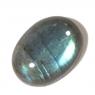 Лунный камень (лабрадор) овал вес 15.91 карат, размер 19.76х14.7мм (moon0050)