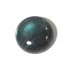 Лунный камень (лабрадор) круг вес 9.25 карат, размер 13.9х13.8мм (moon0053)