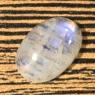 Лунный камень (беломорит) овал вес 16.35 карат, размер 20.1х14мм (moon0063)