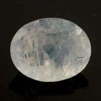 Ограненный лунный формы овал, вес 2.71 карат, размер 10.1х8.1мм (moon0100)