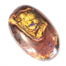 Австралийский болдер-опал овал вес 12.11 карат, размер 21.6х13.3мм (opal0245)