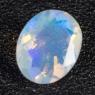 Эфиопский опал овал вес 1.96 карат, размер 10.8х8.7мм (opal0315)