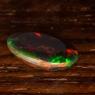 Черный эфиопский опал овал вес 1.82 карат, размер 11.8х8.8мм (opal0504)