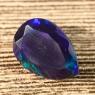 Черный эфиопский опал груша вес 3.31 карат, размер 13х9.15мм (opal0611)