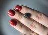 Черный эфиопский опал овал вес 2.1 карат, размер 11.8х8.5мм (opal0632)