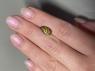 Черный эфиопский опал груша вес 1.8 карат, размер 12.6х7мм (opal0691)