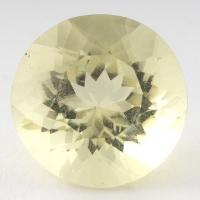 Ортоклаз формы круг, вес 8.23 карат, размер 13.5х13.4мм (orth0019)