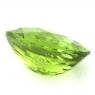 Хризолит (перидот) формы овал, вес 14.06 карат, размер 17.3х13.6мм (perydot0019)