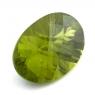 Хризолит (перидот) формы овал, вес 11.21 карат, размер 17.8х12мм (perydot0021)