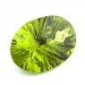 Хризолит (перидот) формы овал, вес 8.3 карат, размер 16.1х11.6мм (perydot0025)
