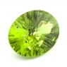 Хризолит (перидот) формы овал, вес 8.9 карат, размер 15.8х12.5мм (perydot0027)
