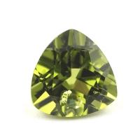 Хризолит (перидот) триллион, размер 11х11мм (perydot0059)