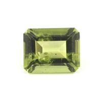 Хризолит (перидот) октагон, размер 10х8мм (perydot0061)