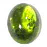 Хризолит (перидот) кабошон овал вес 17.16 карат, размер 18.5х14.3мм (perydot0069)