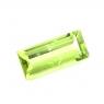 Хризолит (перидот) формы багет, вес 2.12 карат, размер 12.1х5.1мм (perydot0104)