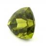 Хризолит (перидот) формы триллион, вес 8.28 карат, размер 12.6х12.3мм (perydot0119)
