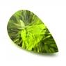 Хризолит (перидот) формы груша, вес 7.9 карат, размер 18.6х10.9мм (perydot0124)